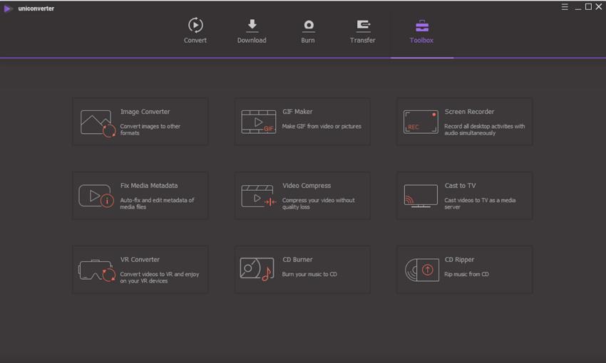 video converter toolbox windows