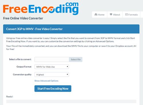 mp4 to wmv converter free online